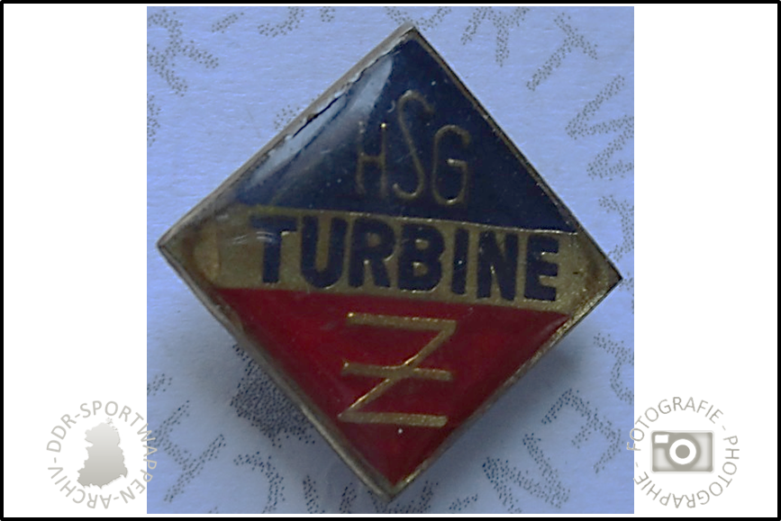 HSG Turbine Zittau Pin